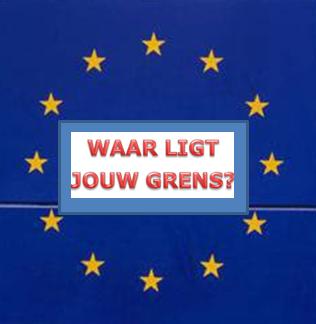 WAAR LIGT JOUW GRENS