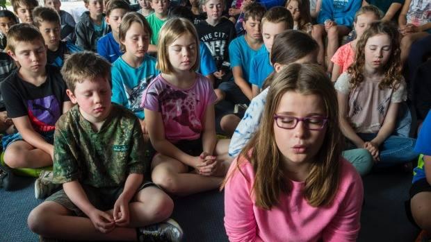 mindfulness op scholen